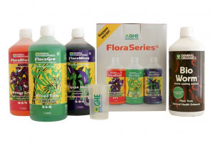 Промонабор FloraSeries + General Organic 1 L.